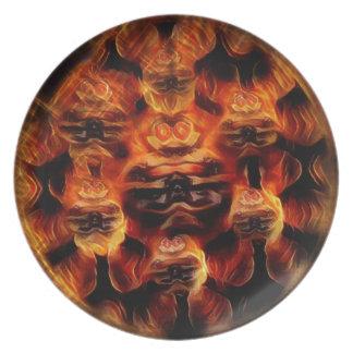 The Devil Plate