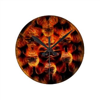 The Devil Round Clock