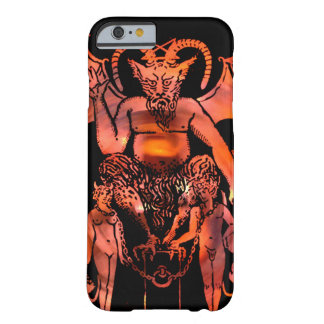 The Devil Tarot Card Barely There iPhone 6 Case