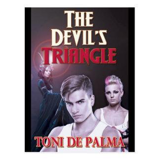 The Devil's Triangle Designer Postcard