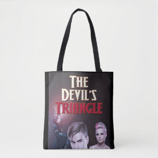 The Devil's Triangle Designer Tote