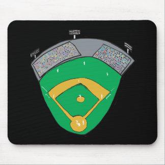 The Diamond Mouse Pad
