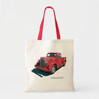 The Diamond T 201 Canvas Bags