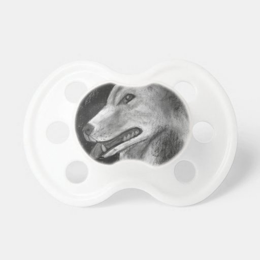 The Dingo Baby Pacifiers