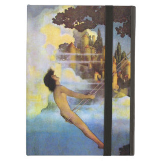 The Dinky Bird Vintage Maxfield Parrish Cover For iPad Air