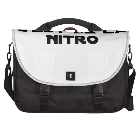 The Directive Nitrates, it is of Nitro - Plays of Computer Bag