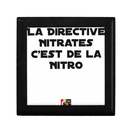 The Directive Nitrates, it is of Nitro - Plays of Gift Box