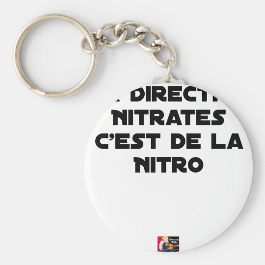 The Directive Nitrates, it is of Nitro - Plays of Keychain