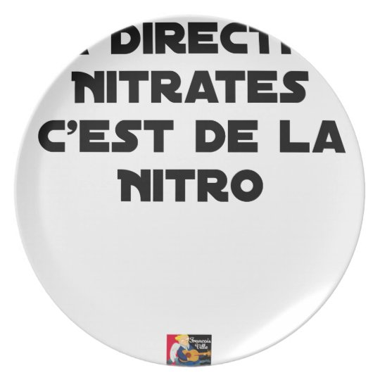 The Directive Nitrates, it is of Nitro - Plays of Plate