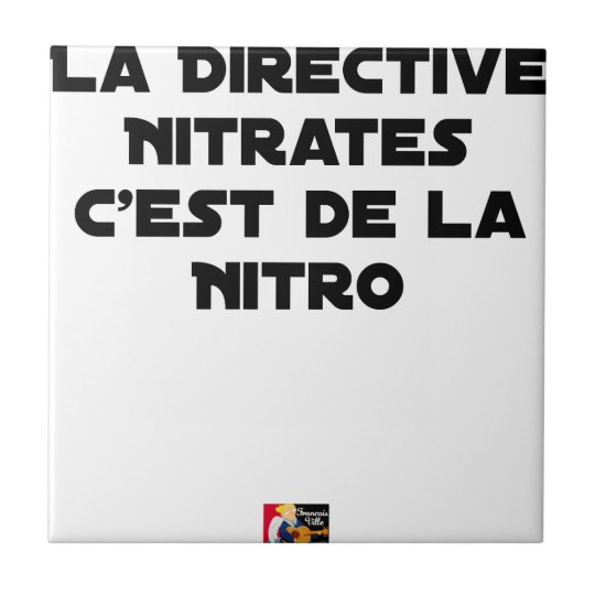 The Directive Nitrates, it is of Nitro - Plays of Tile