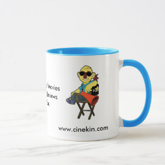 The director's mug
