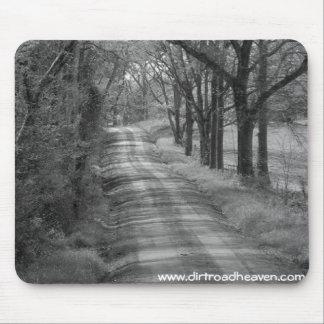 The Dirt Road Mousepad