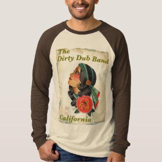 The Dirty Dub Band California T-Shirt