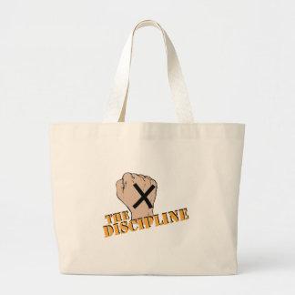 The Discipline Large Tote Bag
