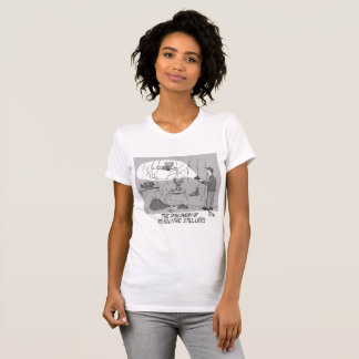 The discovery of paleolithic still lifes T-Shirt