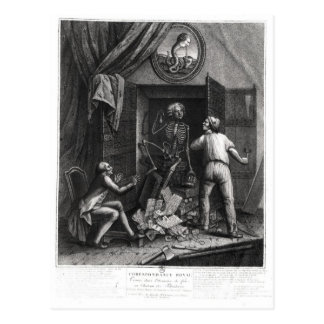 The Discovery of the Royal Correspondence Postcard