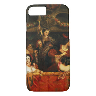 The Diversion of the Moccoletti - The Last Gay Mad iPhone 7 Case
