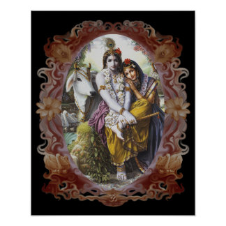 The Divine All-Attractive Couple Poster