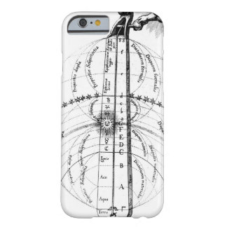 The divine harmony of the universe barely there iPhone 6 case