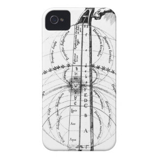 The divine harmony of the universe iPhone 4 Case-Mate case