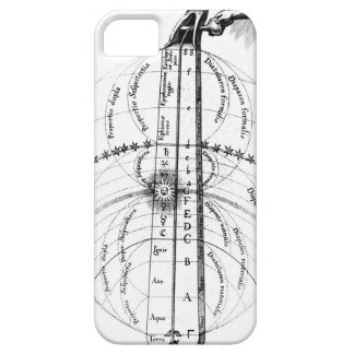 The divine harmony of the universe iPhone 5 case
