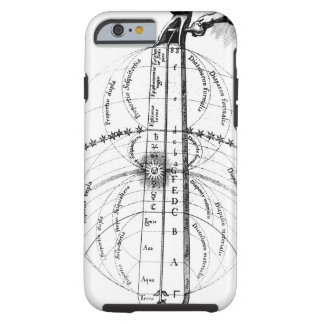 The divine harmony of the universe tough iPhone 6 case