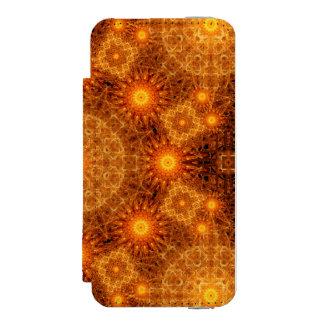The Divine Matrix Mandala Incipio Watson™ iPhone 5 Wallet Case