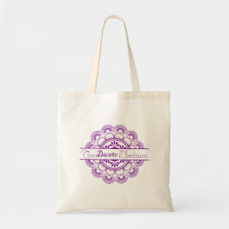 The Divine Medium Tote Bags