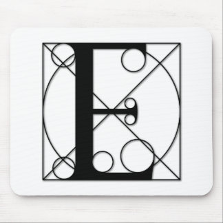 The Divine Proportion - E Mouse Pad