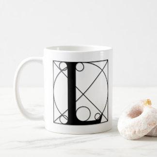 The Divine Proportion - L Coffee Mug