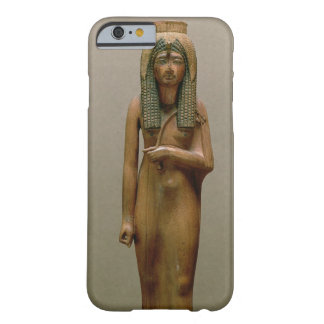 The divine queen Ahmose Nefertari (painted wood) Barely There iPhone 6 Case