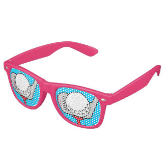 The Divot Diva Golfing Party Shades