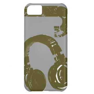 The DJ list Case For iPhone 5C