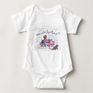 The Doctor Baby Bodysuit
