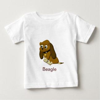 The Dog Cartoon Animated Beagle Tshirts