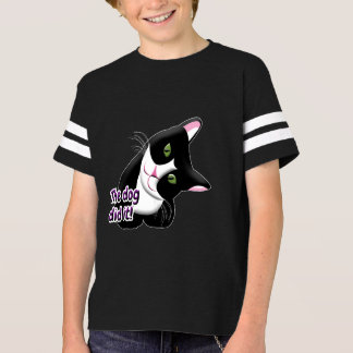 The dog did it Cat T-Shirt
