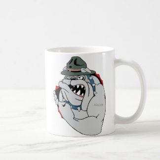 The Dog Inside Me Coffee Mug