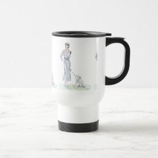 The Dog Show Travel Mug