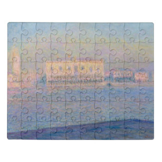 The Doge's Palace Seen from San Giorgio Maggiore Jigsaw Puzzle