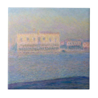 The Doge's Palace Seen from San Giorgio Maggiore Tile
