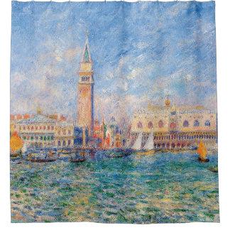 The Doge's Palace, Venice by Renoir