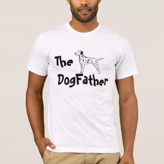 The DogFather Dalmatian T-Shirt