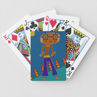 The Dogmatist Bicycle Playing Cards