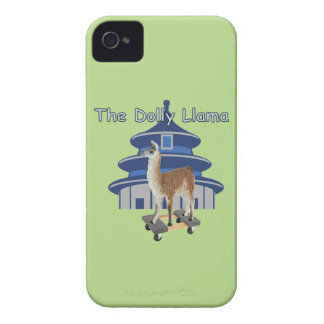 The Dolly Llama Case-Mate iPhone 4 Cases