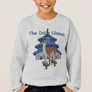 The Dolly Llama Sweatshirt
