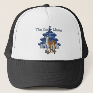 The Dolly Llama Trucker Hat