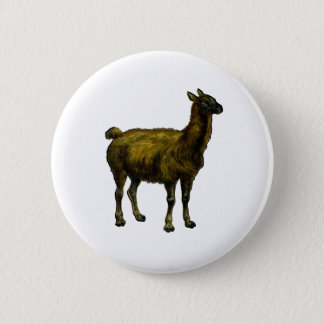 The Domesticated One 2 Inch Round Button
