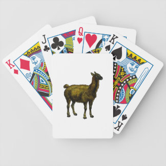 The Domesticated One Bicycle Playing Cards