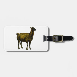 The Domesticated One Luggage Tag