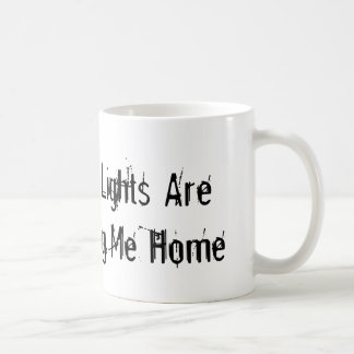 The Dominion of Light coffee mug